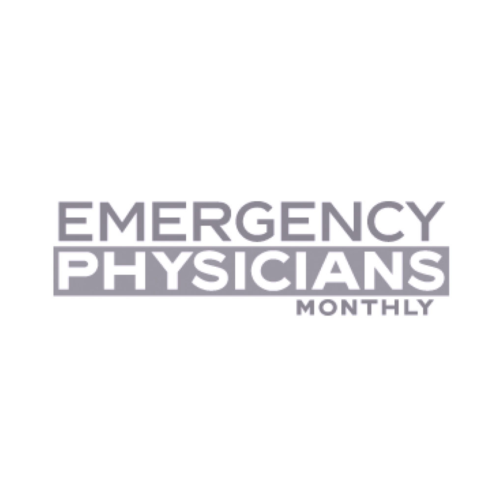Emergency Physicians Monthly Logo